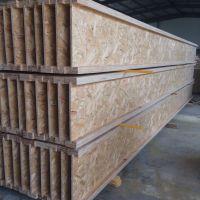厂家生产销售建筑房梁工字梁木屋材料