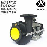 YS-35D泵 2.2KW耐高温200度热油泵 高温模温机马达 热水泵台湾元新水泵