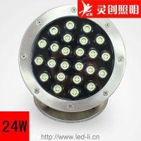 山东济南中山双重防水户外灯具新款生产厂家直销灵创照明