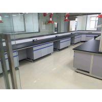 厂家直销钢木中央实验台 化家实验室设备 耐酸碱工作台定制