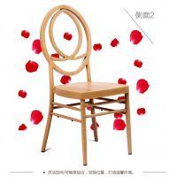 厂家直销 金属凤凰 浪漫户外婚庆古堡椅可定制