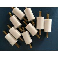 M5 白色 绝缘子15x25 配电箱 零地排专用 双杆