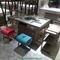 深圳 惠州 哪个商家大量供应火锅店火锅桌子 餐厅专用桌椅