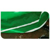 PE绿色六针防尘苫盖网现货批发联系:15131879580