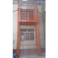 导轨液压货梯地下室升降平台货运电梯提升机工程升降设备云梯升降