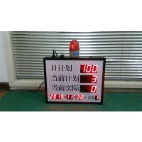 室内外防水大屏幕led生产管理看板点阵显示屏LED电子看板特价定制