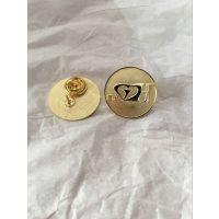 克孜勒苏金属纪念胸章定做博尔塔拉个性纯银徽章制作厂家