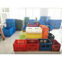 厂家直销生产供应塑料箱子模具蓝莓胶框可定做8.5升14升箱子注塑模具