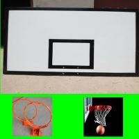 篮球板 有机玻璃篮板 SMC篮球板 江门篮球架厂家