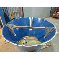 聚乙烯煤仓衬板 聚乙烯挡煤板