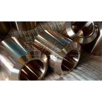 铜镍合金锻制双外螺纹接头 C70600锻制管件厂家