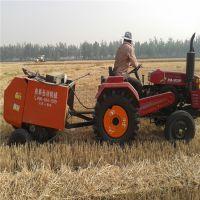 阜阳供应圣泰新款小麦秸秆打捆机 水稻秸秆打捆机价格