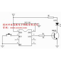 供应469C 定时开关IC芯片,5分钟定时IC,ELITECHIP-深圳市丽晶微电子