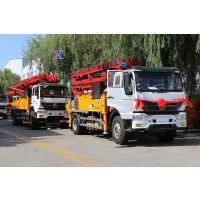 青岛科尼乐 33米小型泵车