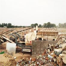 东营再生石子破碎机,废旧路面混凝土破碎机多少钱