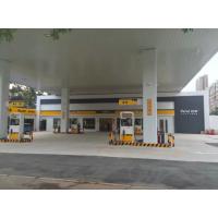 蚌埠市加油站顶棚( 网棚)s300面防风铝条扣指定1MM国标厚度