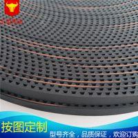 厂家代理 天津 上海地区 8M开口同步带 进口德国马牌开口同步带