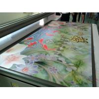 深圳赛尔喷头玻璃UV平板打印机 彩印机 印花机 喷绘机源头厂家批量直销