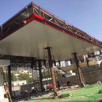 加油站顶棚防风铝条扣到底有哪些用途和安装方法呢