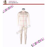 JDL-可插针标准立裁模特 深圳服装模特道具