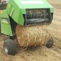 厂家直销苜蓿草稻草捡拾打捆机自动捡拾