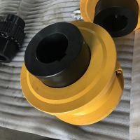 厂家直销 供热厂专用蛇簧联轴器 蛇形弹簧联轴器 JS型带罩壳弹簧