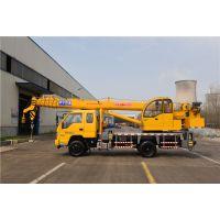 欢迎前来选购济宁吊车四通厂家直销8吨小型吊车 STSQ8D