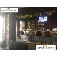 上海韩尔品牌供应 HOST意大利西餐厅桌椅定制 西餐厅沙发椅订做