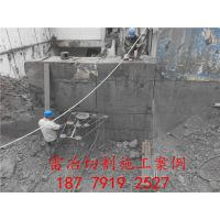 黄石钢筋混凝土切割、混凝土建筑切割拆除、楼房剪力墙切割、承重墙切割