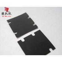 厂家直销GE/通用电气透明耐高温防火绝缘片阻燃PC绝缘片黑色绝缘垫片塑料垫片