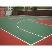 善跑体育球场材料-人造草坪施工-室外球场修补工程