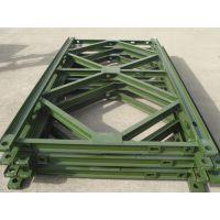 浩润路桥 高强度优质321型贝雷片销售及安装