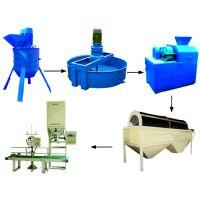 复合肥生产线优势复合肥设备是什么?复合肥设备有哪些特点?