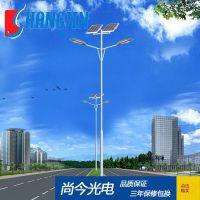加工定制高品质6米30w户外太阳能路灯 新农村建设节能环保路灯