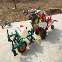 小型8马力柴油四驱开沟培土机 汽油旋耕机