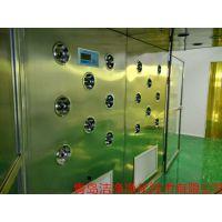 临沂净化工程厂家针对风淋室和货淋室的保养