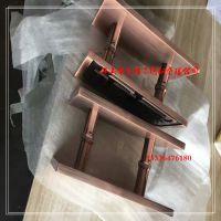 酒店大门浮雕古铜色不锈钢拉手 高档豪华古铜雕花拉手定制