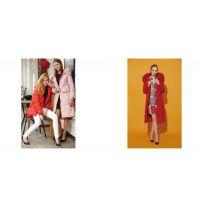 鸭宝宝羽绒服品牌女装折扣品牌剪标 折扣服装有哪些