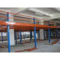组合阁楼平台充分利用库房高度,增加空间使用率