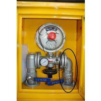 润丰燃气调压柜小区单元楼栋调压箱RX系列体积小外形美观