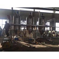 粮油机械食用油精炼加工设备 米糠油提炼机 一级茶籽花生油精炼厂家