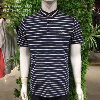 广州国内一二线男装品牌折扣店货源低价促销