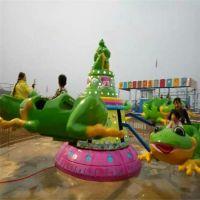 户外儿童游乐设备 室外青蛙弹跳机 价格优惠 造型新颖