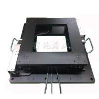 供应 台面450mm XYY视觉对位平台 UVW电动滑台 电动微调架 模组