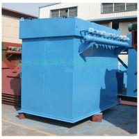 厂家直销单机脉冲布袋除尘器仓顶木工砖厂工业小型锅炉除尘器设备|湫鸿环保