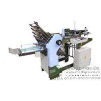 依利达自动十字折纸机|佛山印刷厂折页机|江门纸成型机械