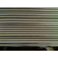 316L 半导体业用钢管12.7*1.24*4000 无缝不锈钢管 华铭钛精密钢管