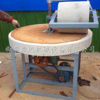 鼎达供应古老磨面工具石磨 高粱谷子稻子石碾 电动石碾子机