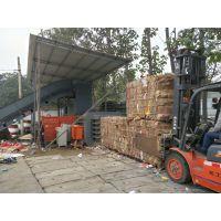 河南郑州宝泰机械新型专业废纸箱打包机二手转让厂家直销