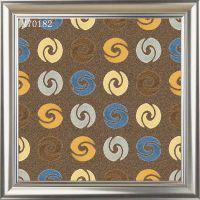 陶瓷仿古瓷砖高端大气地板砖厂家 大型酒店防滑耐磨专用铺地瓷砖